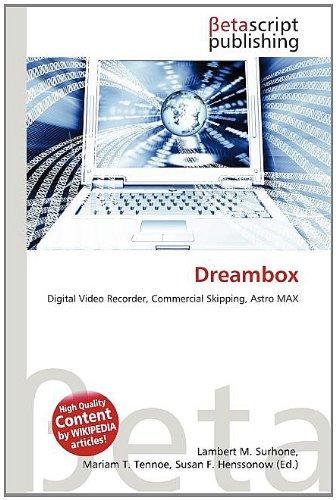 9786133503939: Dreambox