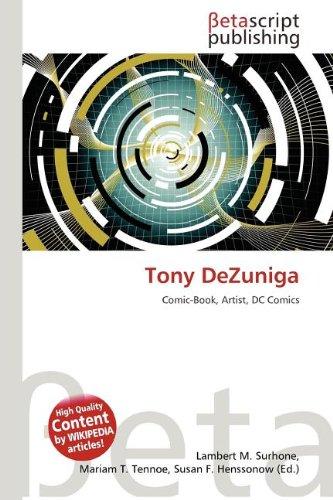 9786133531215: Tony Dezuniga
