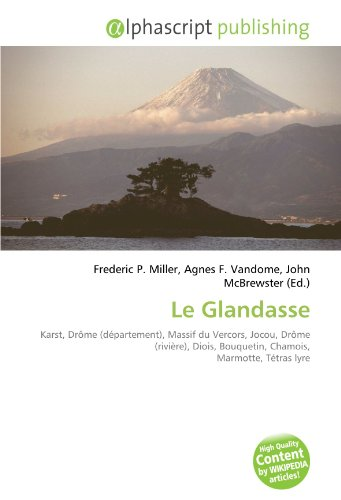 9786133601949: Le Glandasse (French Edition)