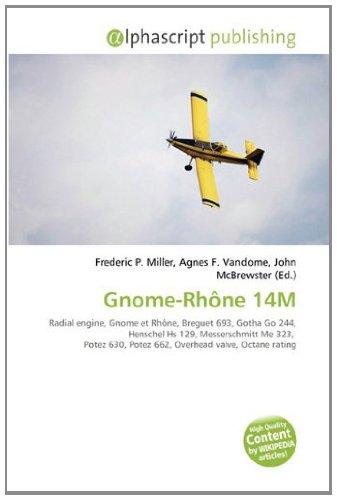 9786133605152: Gnome-Rhône 14M