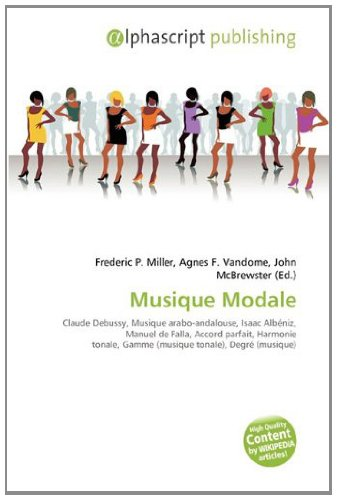9786133606814: Musique Modale (French Edition)
