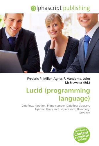 9786133616837: Lucid (Programming Language)