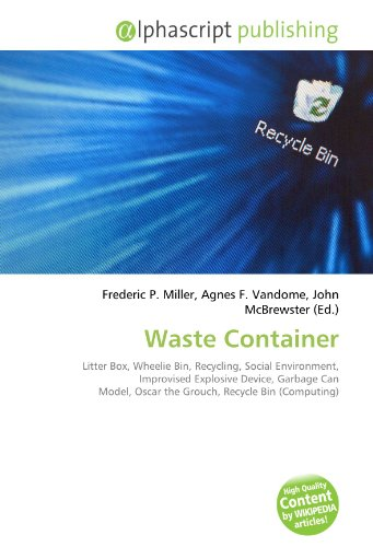 9786133757363: Waste Container