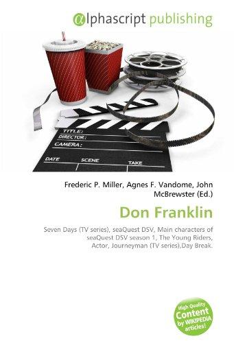 9786133787308: Don Franklin