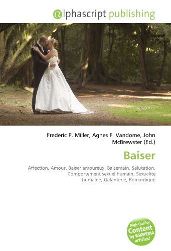 9786133789609: Baiser (French Edition)