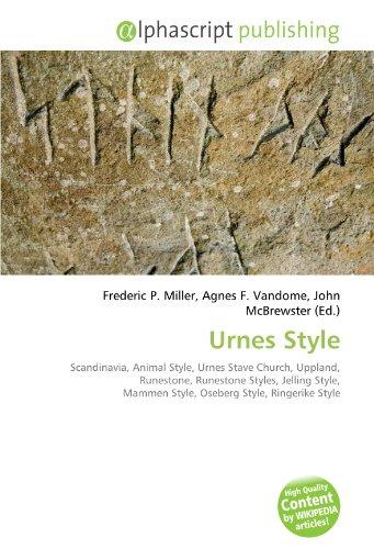 9786133803886: Urnes Style