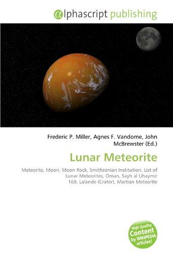 9786133829428: Lunar Meteorite