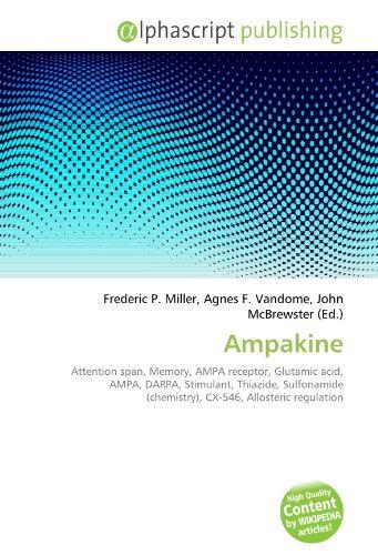 9786133832725: Ampakine