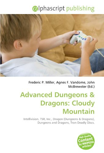 9786133836440: Advanced Dungeons