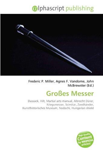 9786133839977: Großes Messer