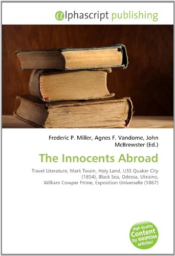 9786133845725: The Innocents Abroad