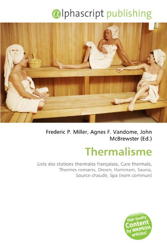 9786133852761: Thermalisme (French Edition)