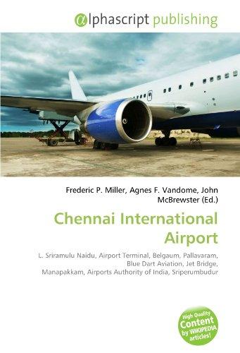 9786133970595: Chennai International Airport