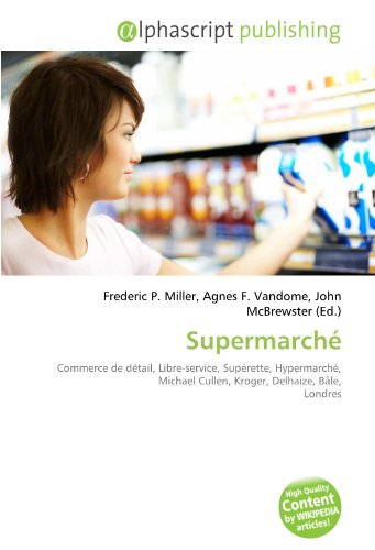 9786133971073: Supermarché (French Edition)
