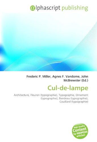 9786133981065: Cul-de-Lampe