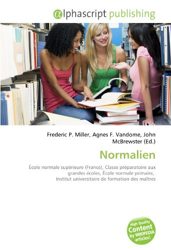 9786133985889: Normalien (French Edition)