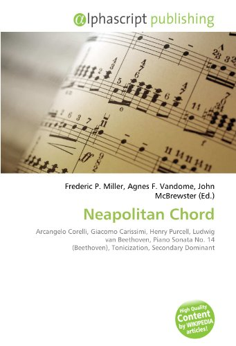 9786134002516 Neapolitan Chord Arcangelo Corelli Giacomo