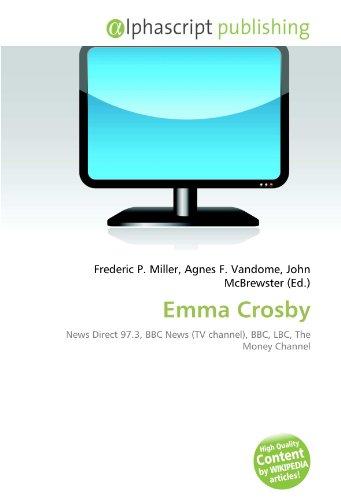 9786134005166: Emma Crosby