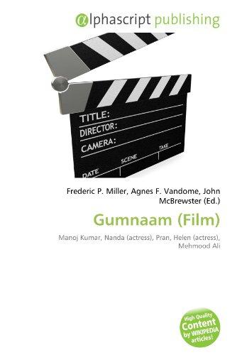 9786134069656: Gumnaam (Film)