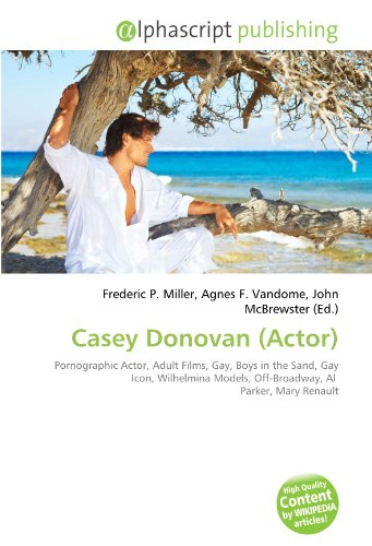 9786134088961: Casey Donovan (Actor)