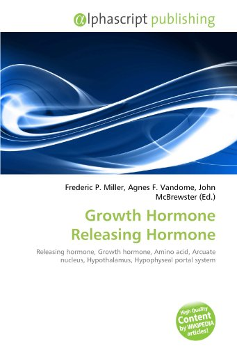 9786134091466: Growth Hormone Releasing Hormone