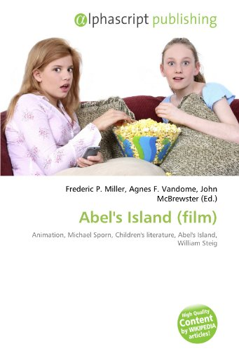 9786134111386: Abel's Island (film): Animation, Michael Sporn, Children's literature, Abel's Island, William Steig