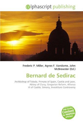 9786134123693: Bernard de Sedirac