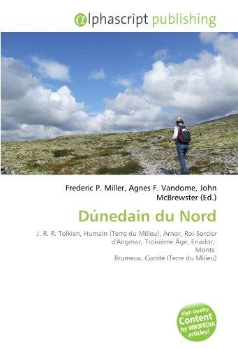 9786134128315: Dúnedain du Nord (French Edition)