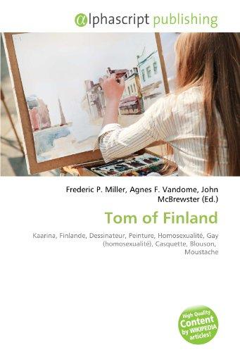 9786134140614: Tom of Finland: Kaarina, Finlande, Dessinateur, Peinture, Homosexualité, Gay (homosexualité), Casquette, Blouson, Moustache