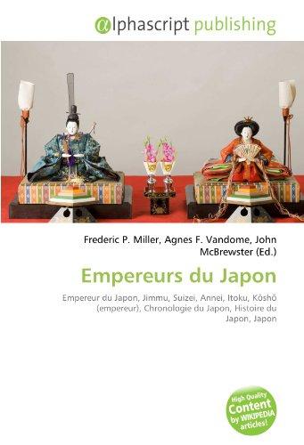 9786134241717: Empereurs Du Japon