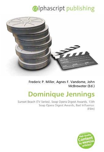 9786134290005: Dominique Jennings