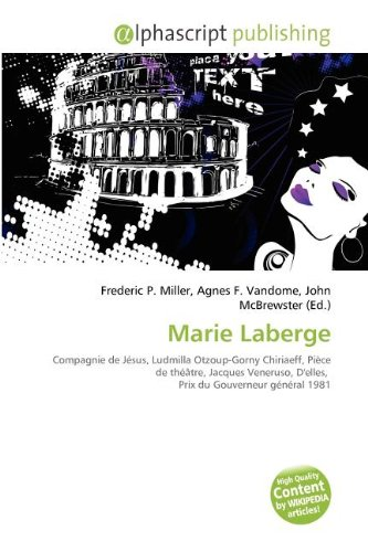 9786134351478: Marie LaBerge
