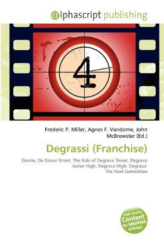 9786134353397: Degrassi (Franchise)