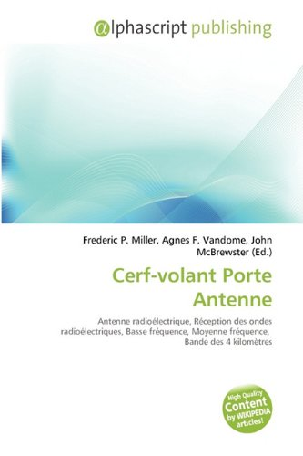 9786134355131: Cerf-volant Porte Antenne (French Edition)