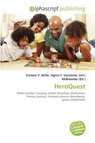 9786134361156: Heroquest
