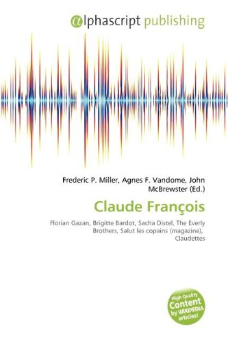 9786134365901: Claude François (French Edition)