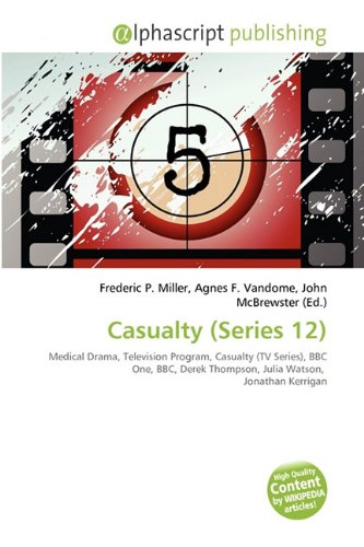 9786134370738: Casualty (Series 12)