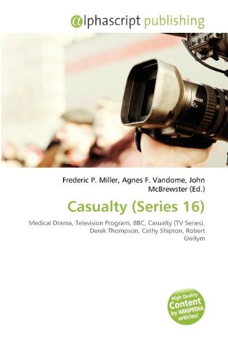 9786134370837: Casualty (Series 16)