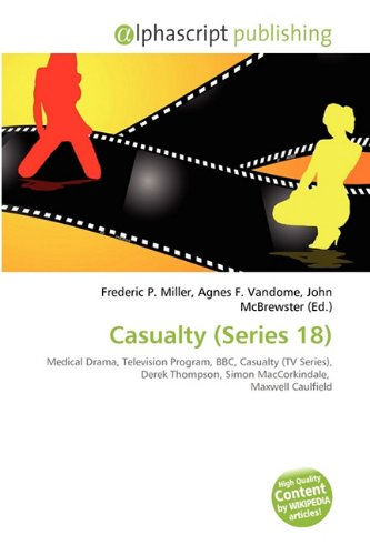 9786134370875: Casualty (Series 18)