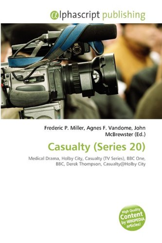 9786134370905: Casualty (Series 20)