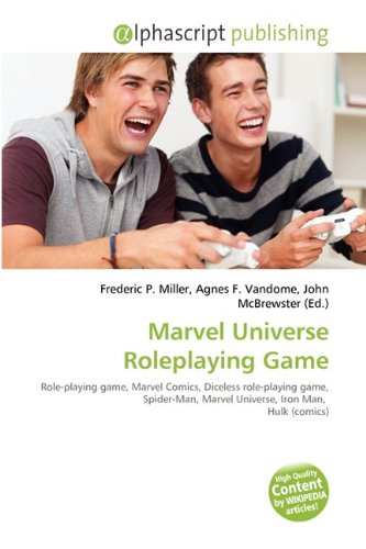 9786134373364: Marvel Universe Roleplaying Game