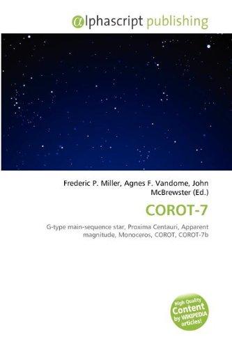 9786134377539: Corot-7