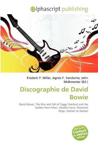 9786134390613: Discographie de David Bowie