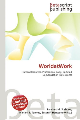 9786134544702: Worldatwork