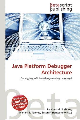 9786134548571: Java Platform Debugger Architecture