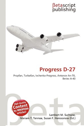 PROGRESS D-27: LAMBERT M. TENNOE,