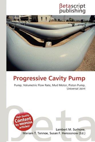 9786134572804: Progressive Cavity Pump