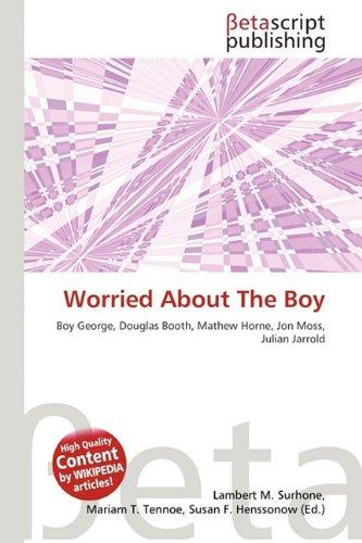 WORRIED ABOUT THE BOY: LAMBERT M. TENNOE,