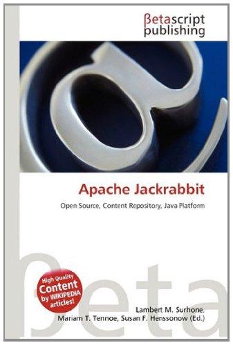 9786134618380: Apache Jackrabbit