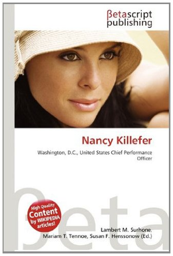 9786134649063: Nancy Killefer